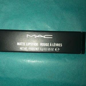 """MAC """"Velvet Teddy"""" Matte Lipstick"""